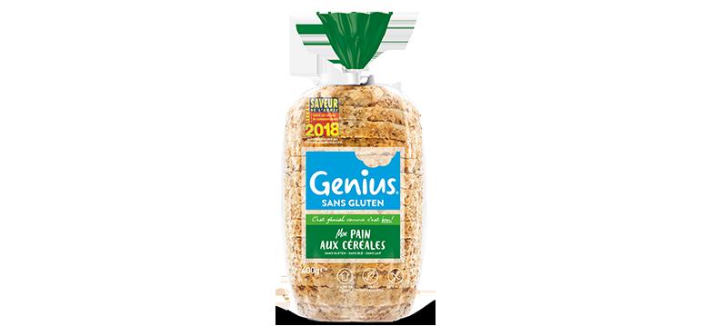 Pain aux trois cereales